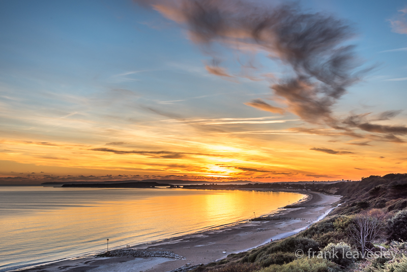 Sundown Over Mudeford