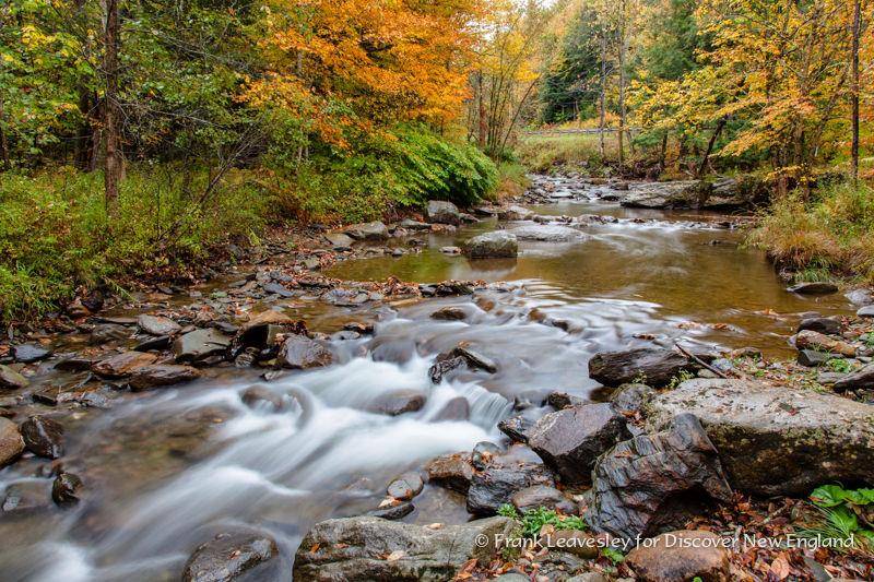 River At Stowe