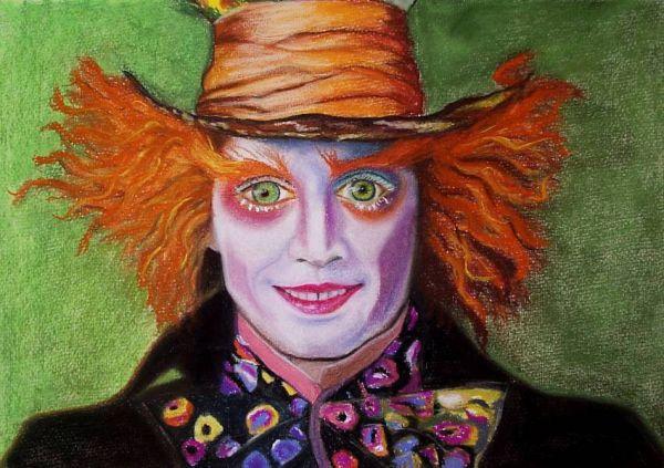 Alice in Wonderland Character