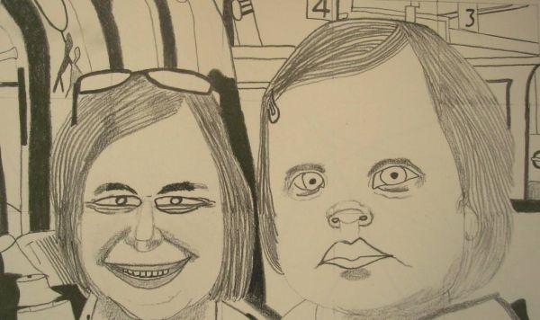 Britta and Mia