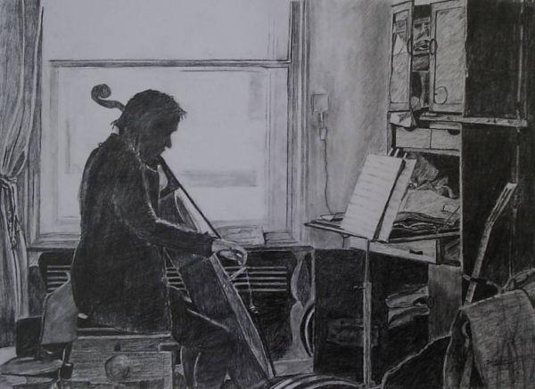 Cello Study