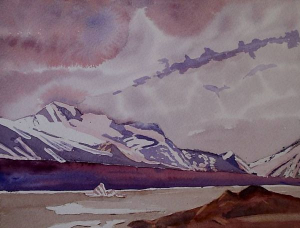Tatshendini Mountains
