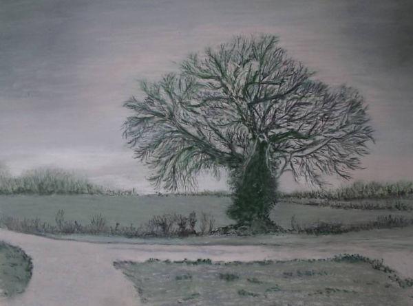 Bradbury Rings in Winter