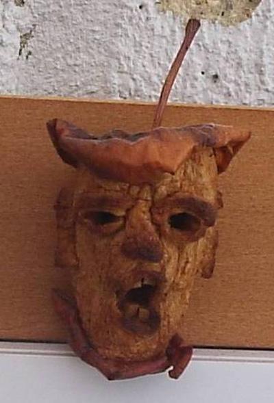 Apple Head