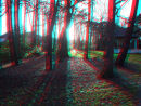 Fishermans Walk Bournemouth Anaglyph 3D