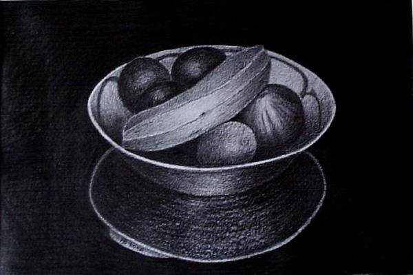 Still Life Bowl