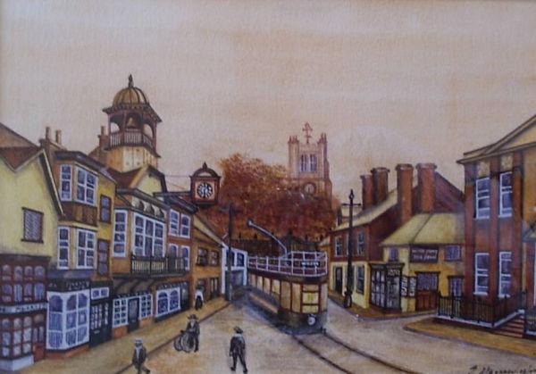 Christhead 1905
