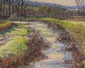 Saturday afternoon Winter walk - Bodiam Valley