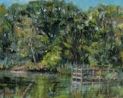 Sissinghurst Lake