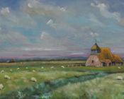 St Thomas a Beckett Church,Fairfield, Romney Marsh