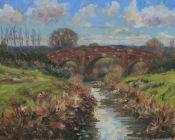 The Bridge at Bodiam