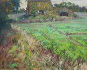 The derelict barn,Smallhythe