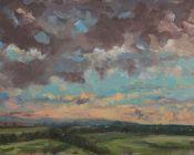 Weald View - Sunset