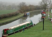Narrow Boat Weedon
