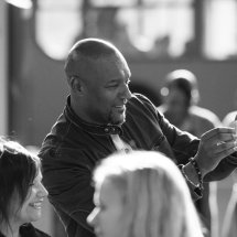 actor Colin Salmon