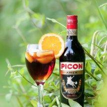 Picon Amer & tonic