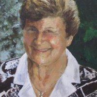 Grosi Oil on Canvas 65x80cms