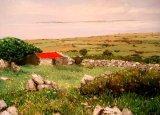 Burren landscape, Doolin