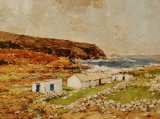 Coastal cottage, Donegal