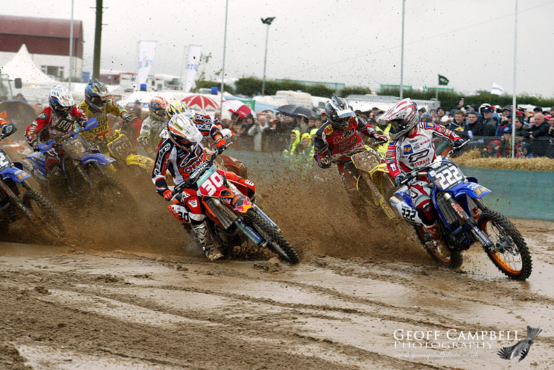 Caroli leading Townley MXGP