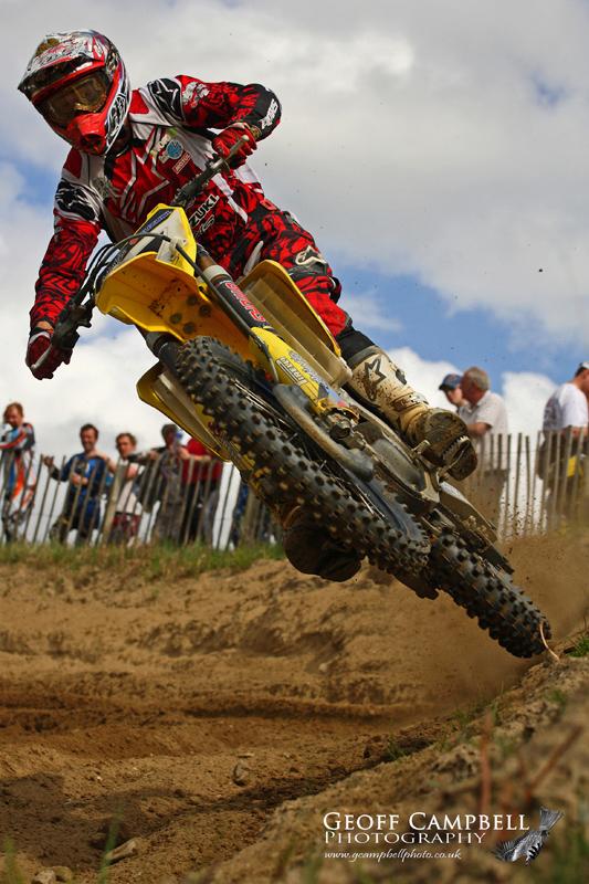 MotoX Action - Gordon Crockard