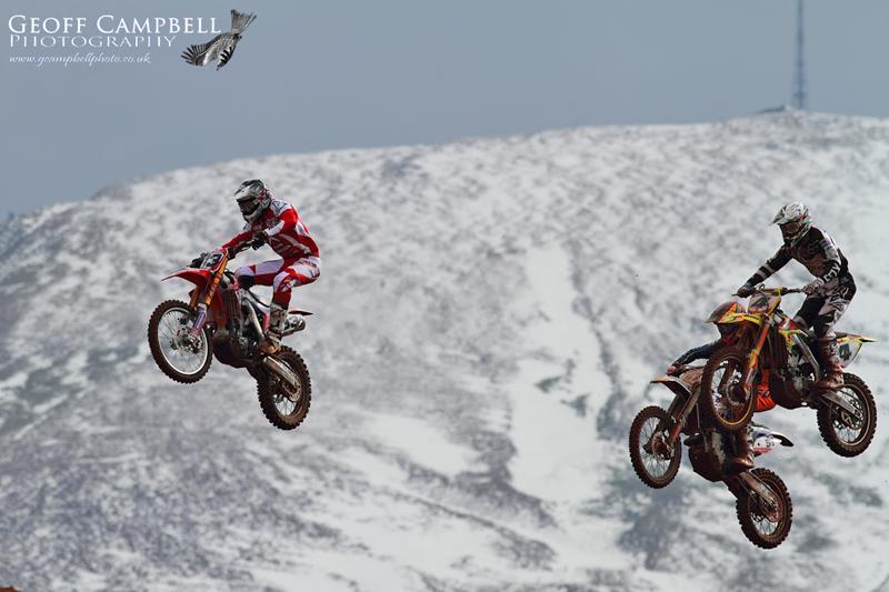 MotoX Action - Wayne Garrett