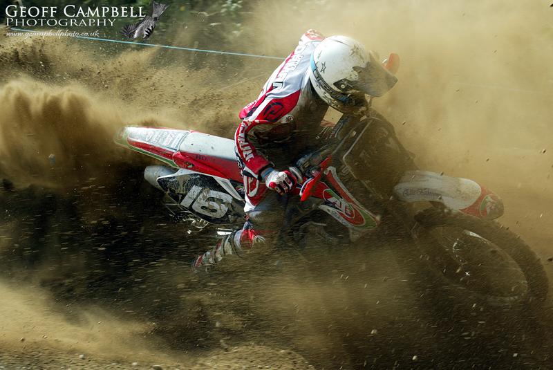 MotoX Action - David Gorman