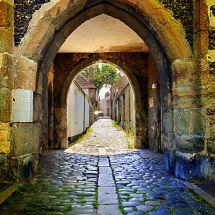Archway in Sandwich