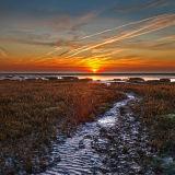 Sunrise at Pegwell Bay
