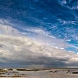 Big sky at Beresford Gap