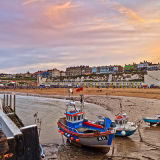 Broadstairs at dusk