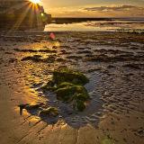 Sunset at Epple Bay