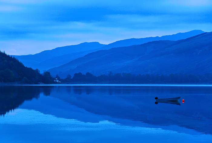 Inverary Blue