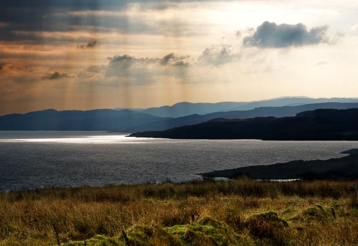 Kintyre sun patch