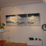 Storm Triptych SOLD