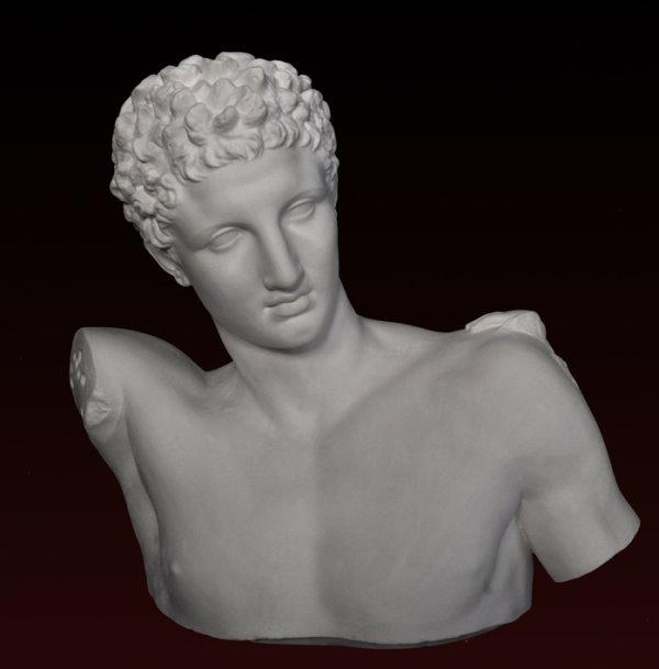 B027 Hermes di Prassitele
