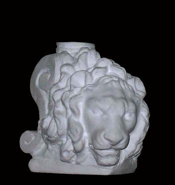B056 Testina di leone