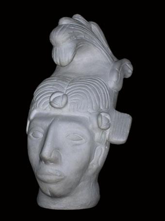 B060 Giovane dignitario Maya
