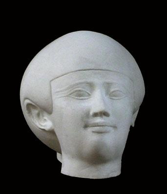 B115 Testina Egizia