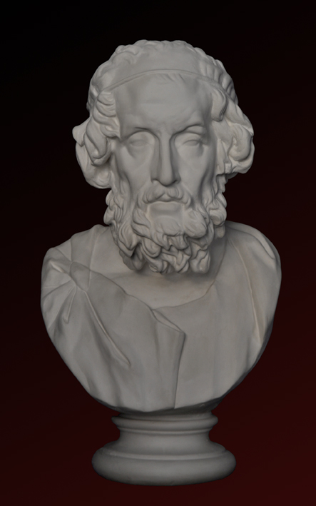 B278 Omero - Museo Capitolino-Roma