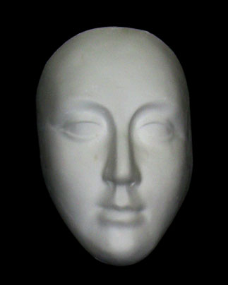 M068  Maschera neutra