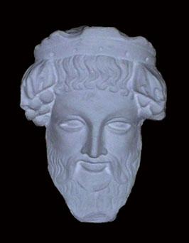 M080  Frammento di vaso Dioniso