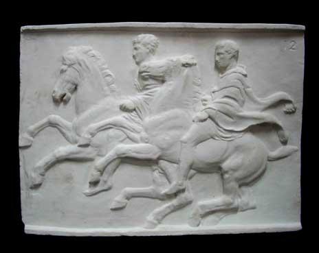 R020a  Fregio Partenone