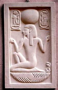 R086  Faraone in ginocchio