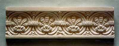 R169     Rilievo ornamentale