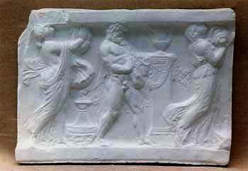 R271     Dioniso e baccanti