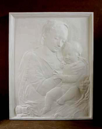 R339    Madonna con Gesù in braccio