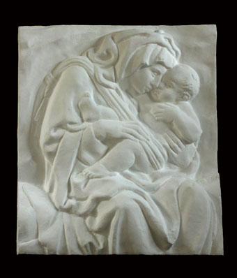 R361     Madonna con bambino