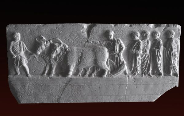 R425 Bassorilievo Romano Aquileia