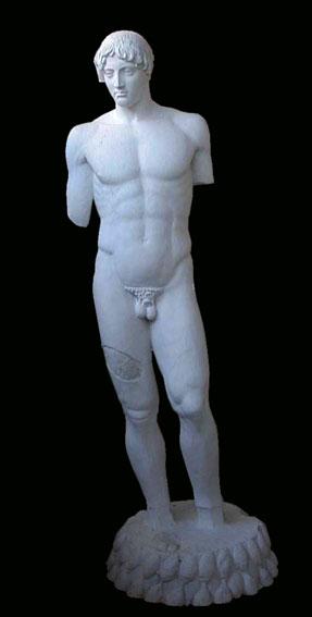S184 Apollo dell'Omphalos